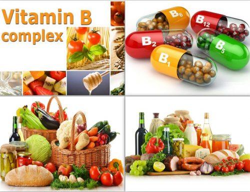 Die Wichtigkeit von B-Vitaminen