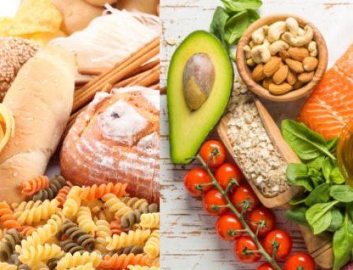 Ersetzen Sie kohlenhydratreiche Lebensmittel künftig mit folgenden Optionen: