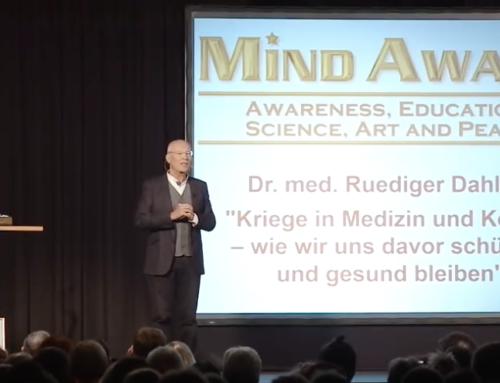 Ruediger Dahlke: Kriege in Medizin und Körper