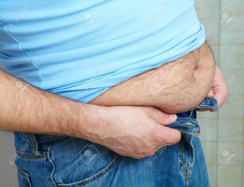 Ist Cortisol für Bauchfett verantwortlich?