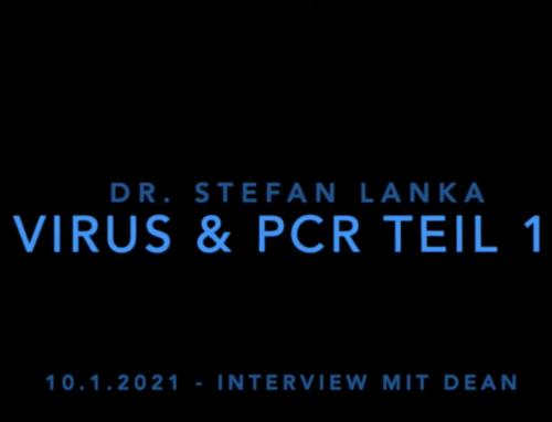 Dr. Stefan Lanka – Virus & PCR – Teil 1