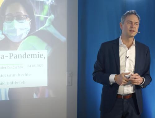 Dr. Daniele Ganser: Corona und China: Eine Diktatur als Vorbild? (Basel 5. Februar 2021)