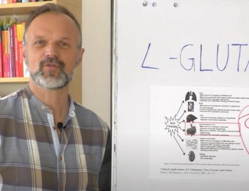L-Glutamin bringt Darm, Lunge & Co. in Schwung | Markus Stark erklärt