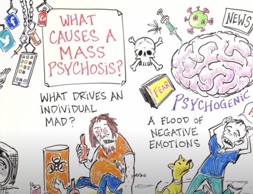 MASSENPSYCHOSE – Wie eine ganze Bevölkerung PSYCHISCH KRANK wird